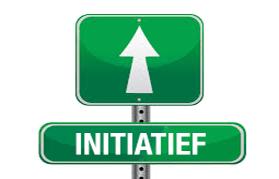 de weg naar initiatief