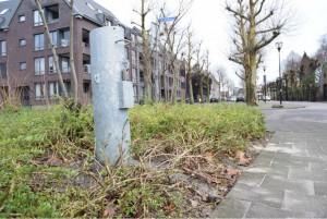 Er zouden meer peilbuizen moeten komen om de grondwaterstand in de gaten te houden. © Willem De Volder